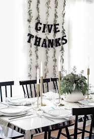 white thanksgiving host a flawless thanksgiving with these diys