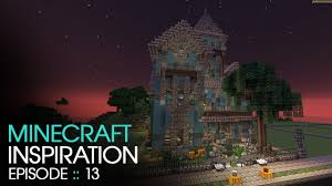 minecraft halloween haunted house inspiration w keralis