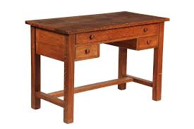 Arts And Crafts Writing Desk L U0026jg Stickley Desk Arts U0026 Crafts Period Student Desk In Quarter