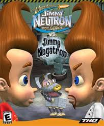 jimmy neutron jimmy negatron