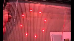 what is integrated led lighting lumiglass integrated invisible led lights in a glass youtube