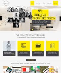 Home Design Templates Free 27 Best Corporate Html5 Website Templates
