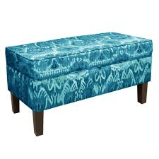 blue storage benches extra storage with styles elegant