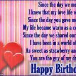 funny birthday card verses for boyfriend winclab info