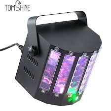 gopher stage lighting store 2017 18w stage lighting remote control 9led dmx512 sound