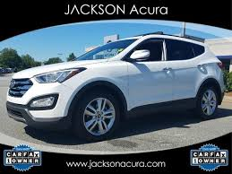 2013 hyundai santa fe sport 2 0t hyundai santa fe sport 2 0t in for sale used cars on