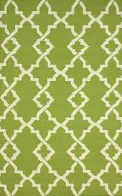 Green Modern Rug Modern Contemporary Blue Ivory Mustard Green Grey Rust Flatweave