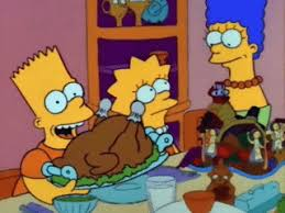 image bart vs thanksgiving png simpsons wiki fandom powered by