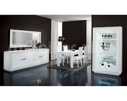 Meuble Salon Noir Et Blanc by Miroir Design Strass Blanc Lux En Verre Avec 2 Pates De Fixation