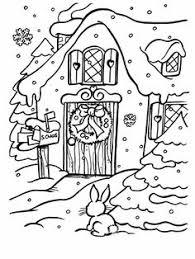 christmas coloring pages adults santa supervising