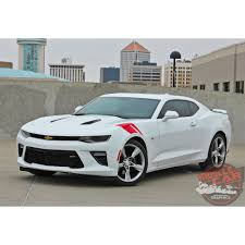 2016 2017 2018 chevy camaro vinyl stripes decal graphic hash fender
