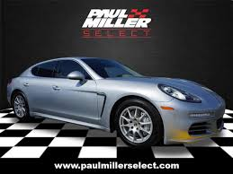 pre owned panamera porsche pre owned 2014 porsche panamera 4s awd 4s 4dr sedan in parsippany