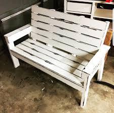diy large garden wooden bench myoutdoorplans free woodworking