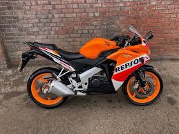 honda cbr 125cc 2017 17 honda cbr125 cbr 125 repsol in sherburn in elmet west