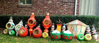 Large Christmas Decorations Ebay by Christmas Diy Vintage Christmas Tree Decorationsvintage