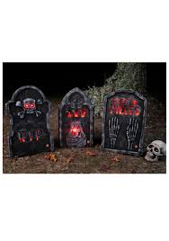 tombstone cross skull rip tombstone halloween decoration halloween