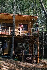 Treehouse Living Lynn In A Treehouse U2014 Tiny House Tiny Footprint