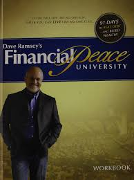 dave ramseys financial peace university workbook dave ramsey