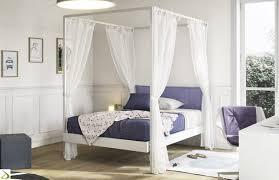 letto baldacchino letto a baldacchino moderno kap arredo design