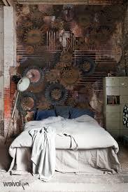 steampunk bedroom house living room design