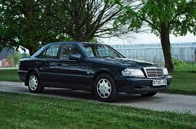 1998 mercedes c200 video test drive review engine starting