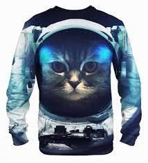 cat sweater space cat sweater mr gugu miss go