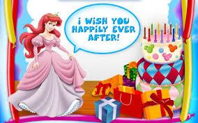 disney birthday card ariel birthday card disney zazzle free fugs