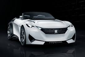peugeot convertible peugeot u0027s new fractal coupe hatch convertible concept in all its