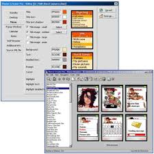 Theme Maker Nokia 2690   theme creator pro for java download
