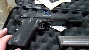 colt 1911 22 review trigger happy youtube