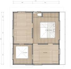 Japanese Traditional House Floor Plan by House In Kawanishi By Tato Architects With Hipped Roof And Stilts