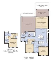 first home builders of florida floor plans