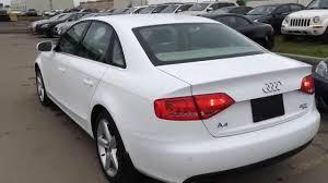 audi 2011 model pre owned white 2011 audi a4 auto quattro 2 0t premium plus review