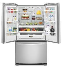Whirlpool French Door Refrigerator Price In India - amazon com whirlpool wrf532smbm 21 7 cu ft stainless steel