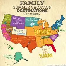 where should we go on summer vacation