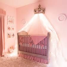 Crib Canopy Crown by Ballerina Princess Nursery Room Project Nursery