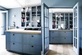 blue kitchen blue kitchen 29 beautiful blue kitchen design ideas quality dogs