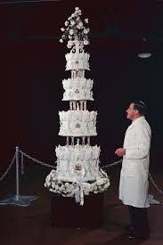 wedding cakes the wedding cake royals been serving for centuries