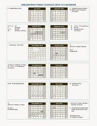 apsd leadership learning 2014 15 aps calendar