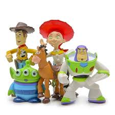aliexpress com buy 5pcs set toy story mini figures buzz
