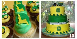 deere cake toppers paint n thursday s theme a deere birthday