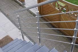 balkon edelstahlgel nder edelstahlgeländer balkon treppenggeländer auf maß in duisburg