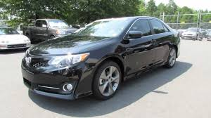 2012 Toyota Camry Se Interior 2012 Toyota Camry Se V6 Start Up Exhaust And In Depth Review