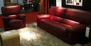 canap cuir bordeaux thasos petit fauteuil canapé 3 places et cabriolet sonate l album