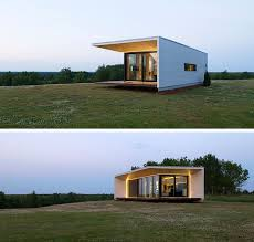 small contemporary house designs 11 small modern house designs from around the contemporist