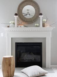 mantle decor fireplace mantel ideas decorating fireplace throughout decor