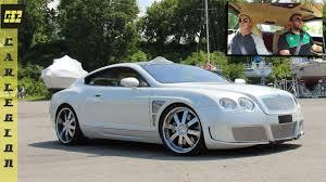 bentley turbo r custom badass custom bentley continental gt