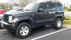 moab edition jeep liberty kk with 16