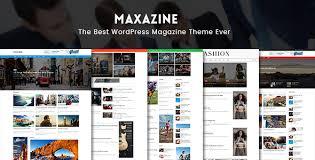 best blog themes ever 25 trending wordpress blog magazine themes sulopa solutions