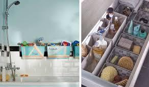 rangement accessoires cheveux 25 astuces de rangements pour la salle de bains rangement